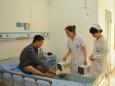 亚美am8手机appios版下载人民医院亚美am8注册网站支部党员看望生病住院的 结对帮扶对象