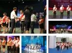 """医院在广汉市首届""""中国医师节""""颁奖典礼上荣获多项集体和个人奖项"""