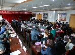 广汉市人民医院开展2018年中层干部述职述廉述法工作