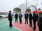 广汉市委书记张俊懿调研广汉市人民医院新建项目建设情况