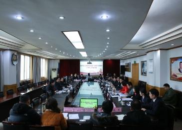 广汉市人民医院举行四川省人民医院托管医院一周年工作座谈会
