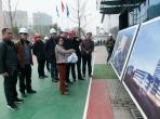 市委副书记、市长杜尚武到新建广汉市人民医院项目工地开展调研