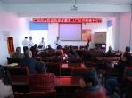 广汉市人民医院到新丰镇开展胸痛患教会暨诊治培训会