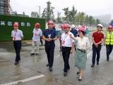 广汉市政协调研新建广汉市人民医院项目建设情况