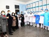 """致敬我们的战""""疫""""女神 ——广汉市人民医院开展""""三八""""国际妇女节走访慰问活动"""