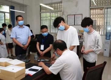 【高考体检】广汉市人民医院圆满完成2020年高考体检工作