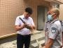 【消防培训】广汉市人民医院开展消防水带实操培训