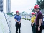 广汉市委常委、常务副市长魏宇调研广汉市人民医院新建项目