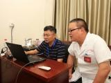 广汉市人民医院参加2020年征兵体检工作
