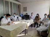 广汉市人民医院前列腺肿瘤MDT团队开展疑难病例讨论