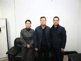 广汉市领导慰问市人民医院专家人才