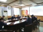 广汉市人民医院党委召开党史学习教育部署会