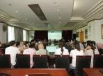 广汉市艾滋病治疗管理办公室召开2021年全市艾滋病病毒感染者抗病毒治疗与随访管理培训会