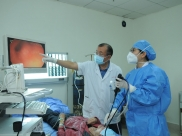 广汉地区首例经支气管镜抗结核药物加压注射治疗术在市人民医院成功开展